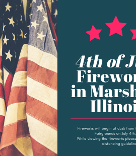 4th of July Weekend in Marshall
