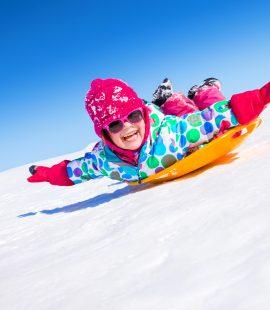 winter in Marshall